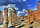 Pompei e la Reggia di Caserta nella topten dei siti più visitati d'Italia